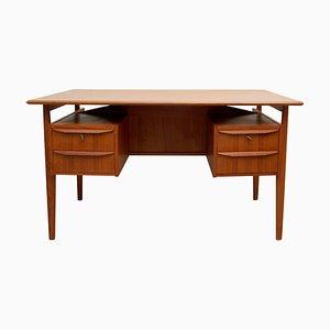 Schreibtisch aus Teak von Tiberaard, 1960er