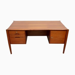 Desk in Teak from Wilhelm Renz, 1960s