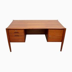 Schreibtisch aus Teak von Wilhelm Renz, 1960er