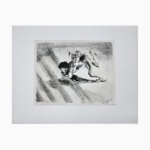 Andreas Paul Weber, Avant-Garde, 1978, Hand-Signed Lithograph on Paper