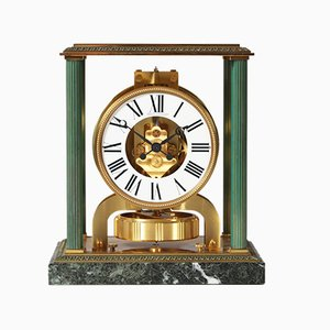 Atmos Vendome Clock from Jaeger Le Coultre