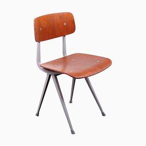 Result Chair Teak by Friso Kramer for Ahrend de Cirkel, 1950s