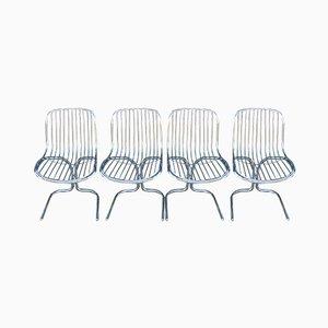 Stühle von Gastone Rinaldi, 4er Set
