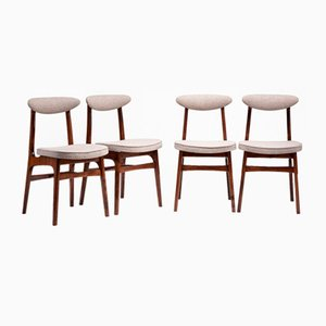 Type 200-190 Chairs by R. T. Hałas, Set of 4