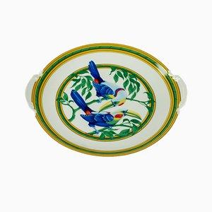 Toucan Serving Bowl from Hermès Paris