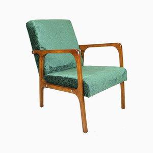 Grüner Sessel, 1970er