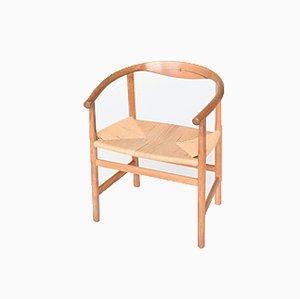 PP201 Dining Chair by Hans J. Wegner for PP Møbler, Denmark, 1969