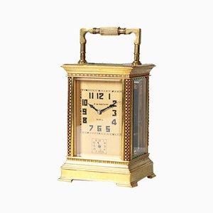 Reloj de viaje Art Déco, años 20