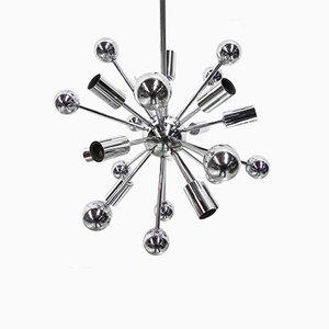 Sputnik Lampe mit 12 Leuchtstellen von Boulanger