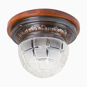 Deckenlampe, 1900er