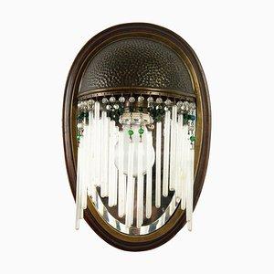 Lampada da parete Art Nouveau