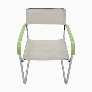 B34 Chair by Marcel Breuer for Thonet, 1930s