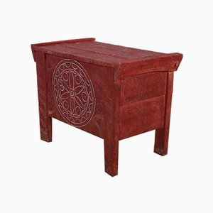 Painted Dowry Chest