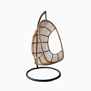 Bamboo Swing Seat, 1970s
