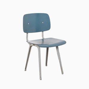 Blue Revolt Chair by Friso Kramer for Ahrend De Cirkel