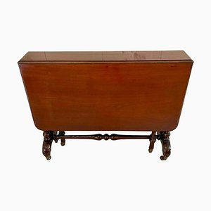 Viktorianischer Sutherland Tisch aus Mahagoni