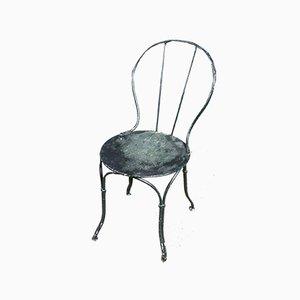 Brocante Iron Chair