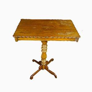 Table d'Appoint Antique en Chêne, 1900s