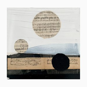 Lukasz Fruczek, Industrial 4, 2020, Oil, Acrylic & Collage