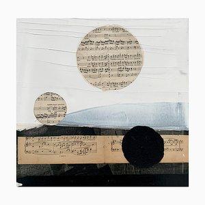 Lukasz Fruczek, Industriel 4, 2020, Huile, Acrylique & Collage