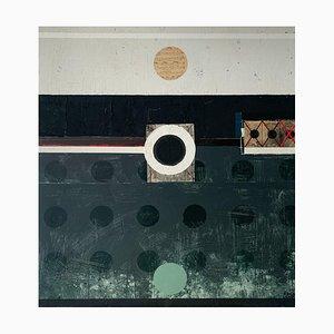 Lukasz Fruczek, Untitled 1, 2020, Acrylic & Collage