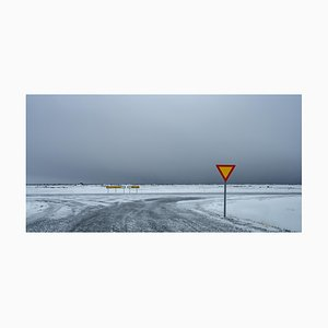 Gilles Morteille, Iceland 129, Digital Print, Framed