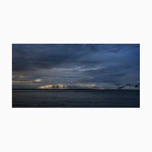 Gilles Morteille, Island 144, Digitaldruck, gerahmt