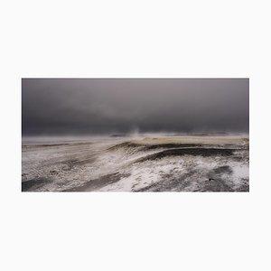 Gilles Morteille, Island 124, Digitaldruck, gerahmt