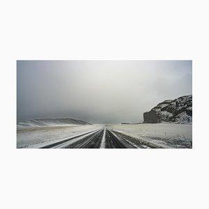 Gilles Morteille, Island 126, Digitaldruck, gerahmt