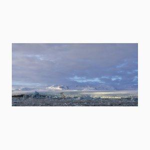 Gilles Morteille, Island 96, Digitaldruck, gerahmt