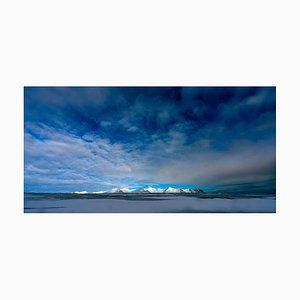 Gilles Morteille, Iceland 91, Digital Print, Framed