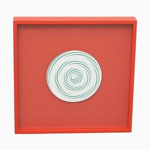 Marcel Duchamp, Cage Rotor Relief Konig Series 133, 1987, Papier