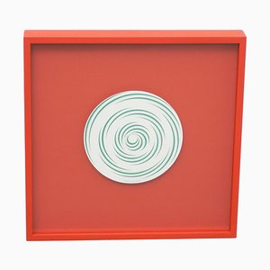 Marcel Duchamp, Cage Rotor Relief Series 133, 1987