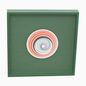 Marcel Duchamp, Cage Rotor Relief Konig Series 133, 1987, Paper