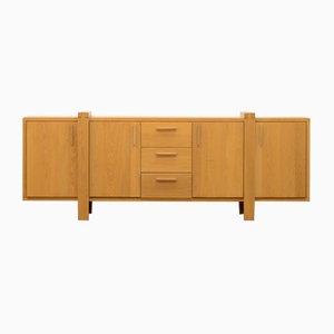 Large Belgian Oak Sideboard