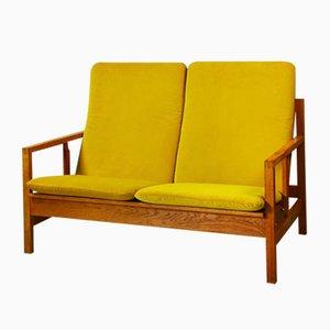 Eichenholz 2252 Sofa von Børge Mogensen für Fredericia