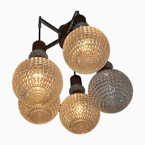 Lámpara de techo con 5 luces