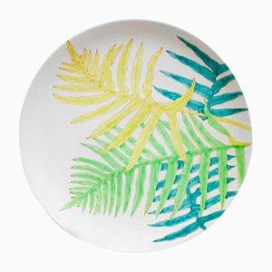 Plato de cerámica de Ernestine