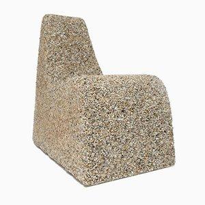 Chaise Gravel par Philipp Aduatz Design