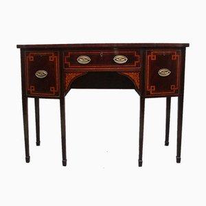 Early 19th Century Mahogany Inlaid Cabinet