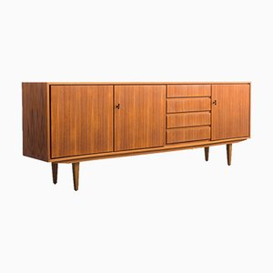 Sideboard aus Nussholz, 1960er