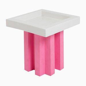 Frutero blanco y rosa, 2001