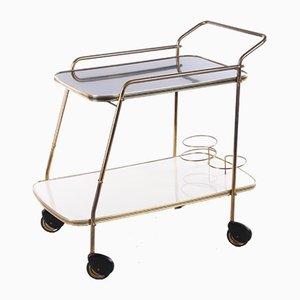 Vintage Trolley Tea or Bar Cart, 1960s