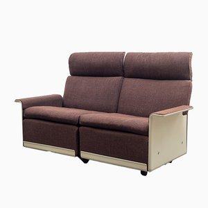 Sofa Model Rz62, Armchair Program 620 by Dieter Rams for Vitsoe