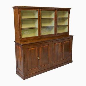 Edwardian Shop Fitting Bookcase