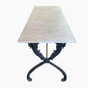 French Swan Table