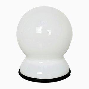 Italian Glass Table Lamp Scafandro by Sergio Asti Por Martinelli Luce, 1972