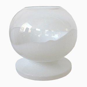 Lámpara de mesa de cristal de Murano de Carlo Nason para Mazzega, taly, años 70