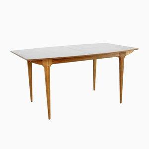 Tavolo da pranzo Mid-Century allungabile in teak di McIntosh