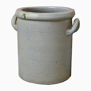 Antique Alsacian Stoneware Pot